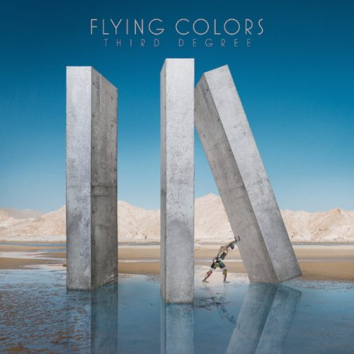 Flying Colors Third Degree cover art