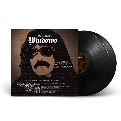 The Highway Star Jon Lord Windows Vinyl Reissue A