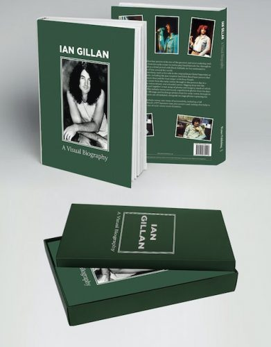Ian Gillan A Visual Biography