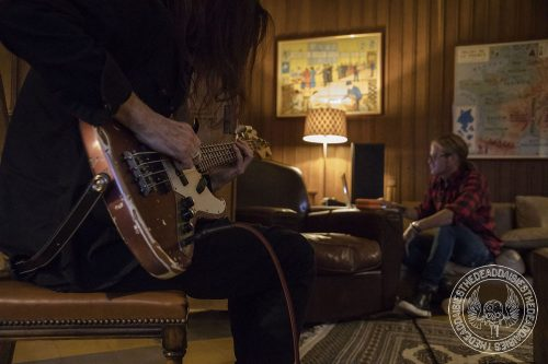 Glenn Hughes, Dead Daisies sessions Nov 2019