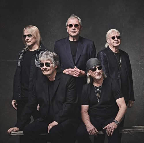 Deep Purple, promo shot Dec 2019