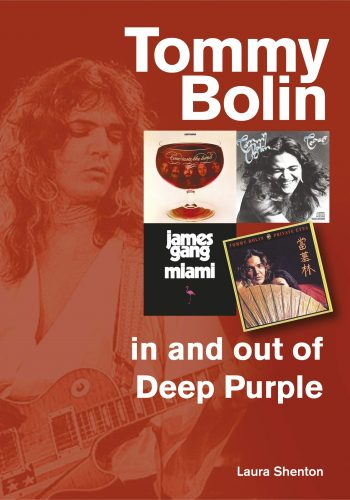 Tommy Bolin - In and Out of Deep Purple cover art