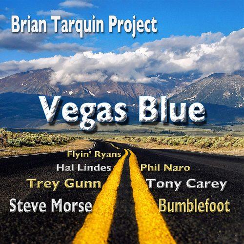 vegas blue cover art