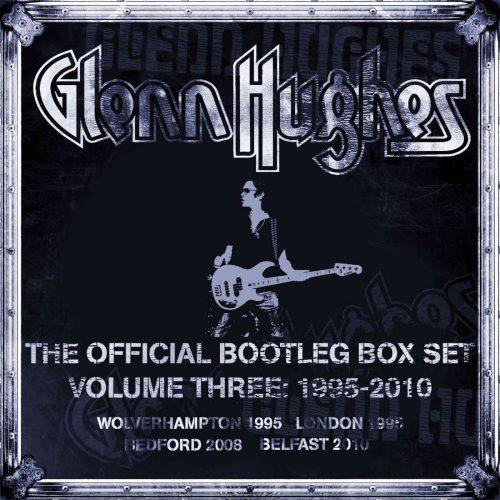 GLENN HUGHES bootleg box set Vol 3