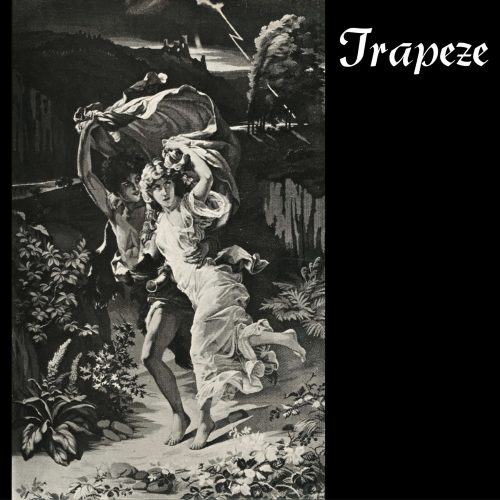 Trapeze 1970 cover art, image courtesy of Cherry Red Records