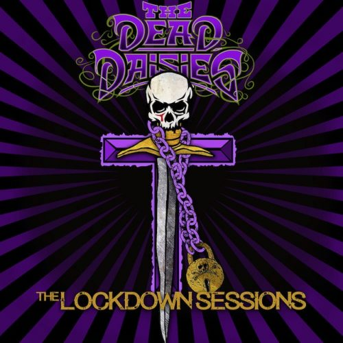 dead daisies lockdown sessions cover art