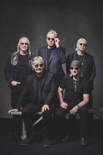 Deep Purple December 2019; Photo: Ben Wolf