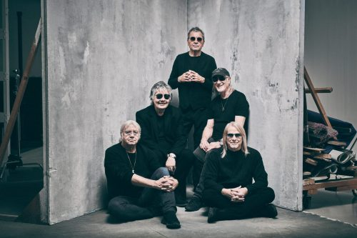 Deep Purple December 2019; Photo: Ben Wolf