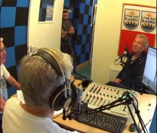 Ian Gillan on Lime Bay Radio