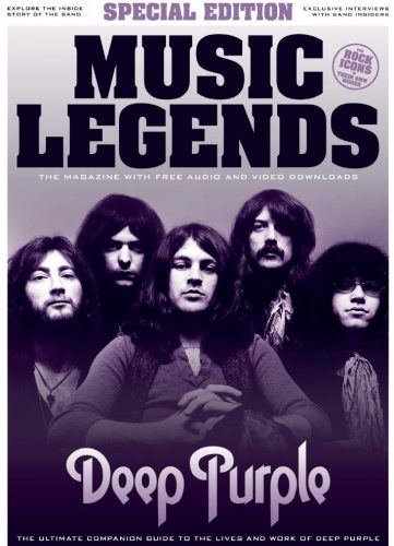 music legends deep purple special cover