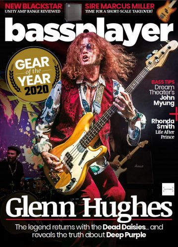 bass palyer issue 404 cover