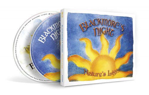 blackmore's night - nature's light 2021 mediabook