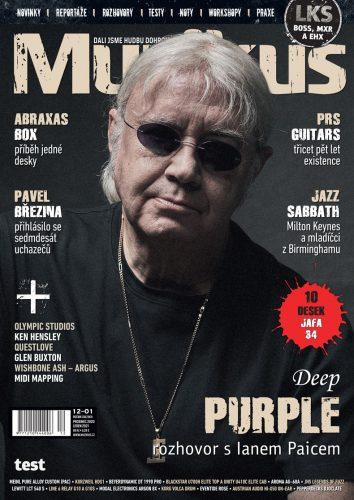 muzicus 2020-12 cover paice