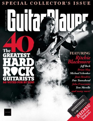 guitar player issue 704 cover ritchie blackmore