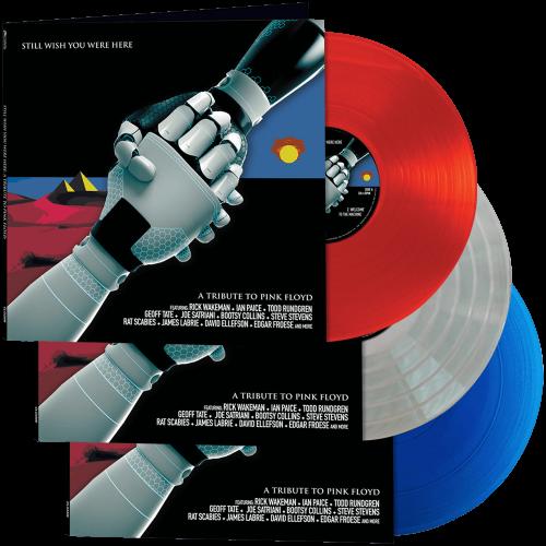 Still Wish You Were Here - Pink Floyd tribute, coloured vinyl artwork