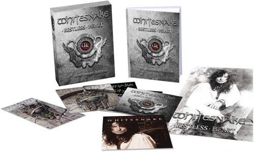 restless heart 25th anniversary reissue