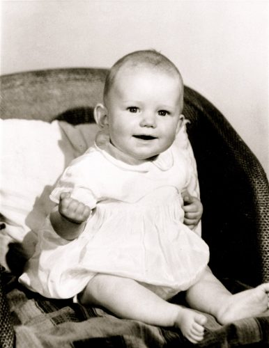 David Coverdale at a very tender age