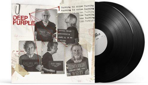 turning to crime black vinyl