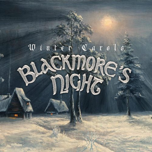 blackmore's night winter carols 2021 artwork