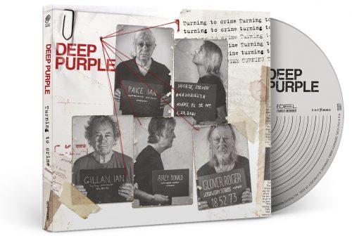 turning to crime cd