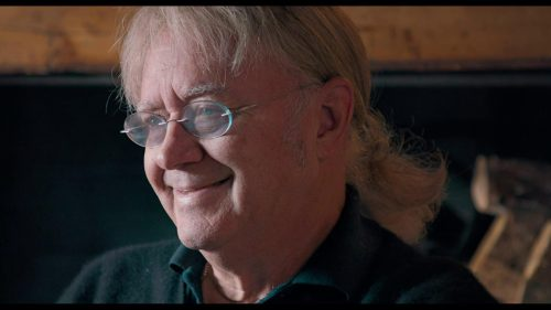 Ian Paice, still frame from the Count Me In documentary